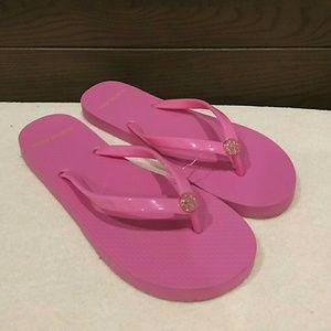 New Tory Burch Flip Flops Sandals size 7
